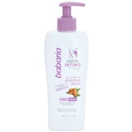 Babaria Almendras jabón para la higiene íntima  300 ml
