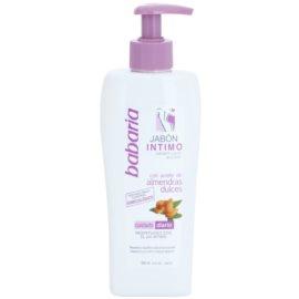 Babaria Almendras Seife für die intime Hygiene  300 ml