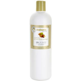 Babaria Almendras tusfürdő gél mandulaolajjal  600 ml