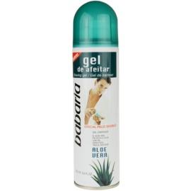 Babaria Aloe Vera gel na holení  200 ml
