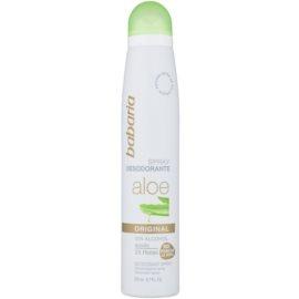 Babaria Aloe Vera Deodorant Spray With Aloe Vera  200 ml
