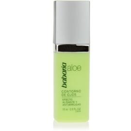 Babaria Aloe Vera Lifting Eye Cream With Aloe Vera  15 ml