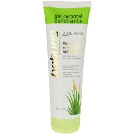 Babaria Aloe Vera exfoliante corporal para la ducha con aloe vera  250 ml