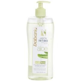 Babaria Aloe Vera dámský sprchový gel pro intimní hygienu saloe vera  300 ml