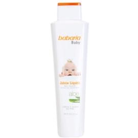 Babaria Baby sabonete líquido para crianças   600 ml