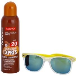 Babaria Sun Bronceador козметичен пакет  I.