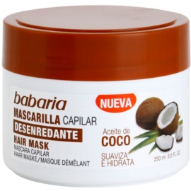 Babaria Coco hydratační maska na vlasy  250 ml