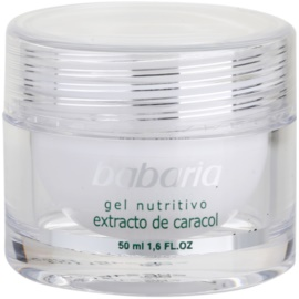Babaria Extracto De Caracol Moisturizing Gel With Snail Extract  50 ml