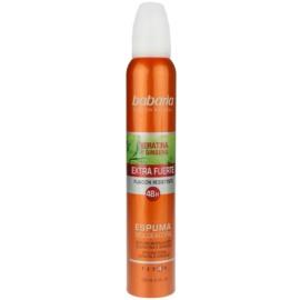 Babaria Ginseng Haarschaum extra starke Fixierung  250 ml