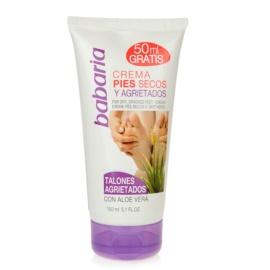 Babaria Feet Fusscreme für die hornige Haut  150 ml