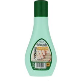 Babaria Nail Care Nagellackentferner ohne Aceton  100 ml