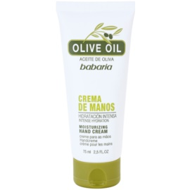Babaria Olive Hand Cream With Olive Oil  75 ml
