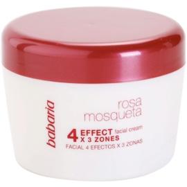 Babaria Rosa Mosqueta pleťový krém se 4 efekty  125 ml