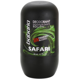 Babaria Safari Deodorant roll-on  50 ml