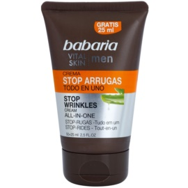 Babaria Vital Skin Moisturising Cream with Anti-Wrinkle Effect  75 ml
