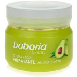 Babaria Twenty crema facial hidratante  50 ml
