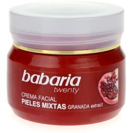 Babaria Twenty feuchtigkeitsspendende Gesichtscreme für Mischhaut  50 ml