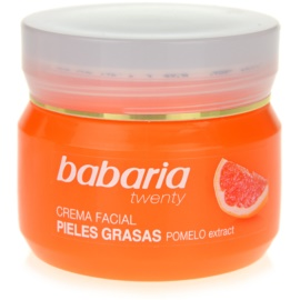Babaria Twenty krem do twarzy do skóry  tłustej  50 ml