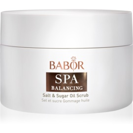 Babor Spa Balancing Zucker-Salz Peeling mit Öl  200 ml