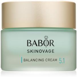 Babor Skinovage Balancing feuchtigkeitsspendende Creme für gleichmäßige Haut mit Matt-Effekt für fettige und Mischhaut  50 ml