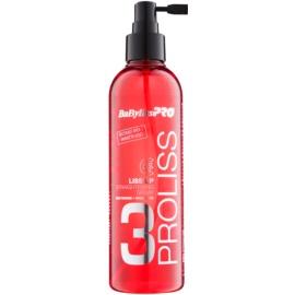 Babyliss Pro Proliss spray para alisamento de cabelo  sem parabenos  250 ml