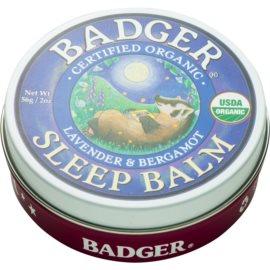Badger Sleep balzsam a nyugodt alvásért  56 g