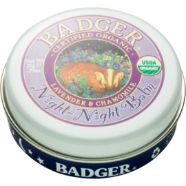 Badger Night Night balzam za miren spanec  21 g