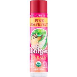 Badger Classic Pink Grapefruit ajakbalzsam  4,2 g