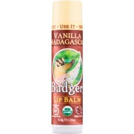 Badger Classic Vanilla Madagascar balsam do ust  4,2 g