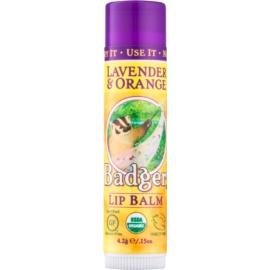 Badger Classic Lavender & Orange Lip Balm  4,2 g