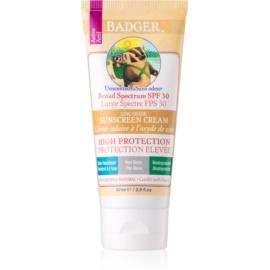Badger Sun crème solaire SPF30  87 ml