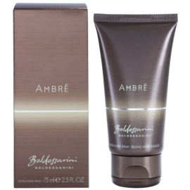Baldessarini Ambré bálsamo after shave para hombre 75 ml