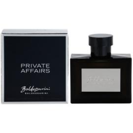 Baldessarini Private Affairs After Shave für Herren 90 ml