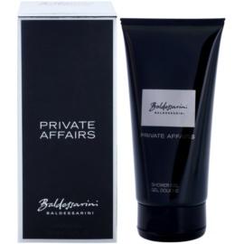 Baldessarini Private Affairs Duschgel für Herren 150 ml