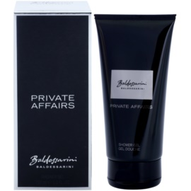 Baldessarini Private Affairs gel de ducha para hombre 150 ml