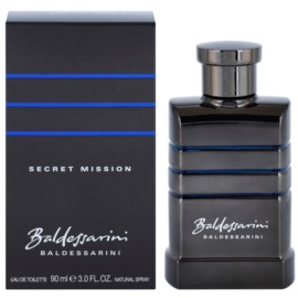 Baldessarini Secret Mission eau de toilette férfiaknak 90 ml