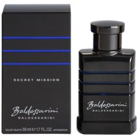 Baldessarini Secret Mission eau de toilette para hombre 50 ml