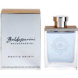 Baldessarini Nautic Spirit Aftershave lotion  voor Mannen 90 ml