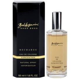 Baldessarini Baldessarini Concentree Eau De Cologne pentru barbati 50 ml rezerva deodorant