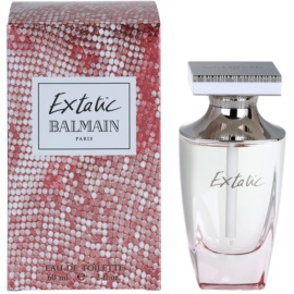 Balmain Extatic eau de toilette per donna 60 ml