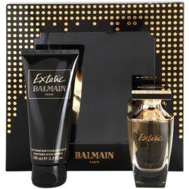 Balmain Extatic ajándékszett II.  Eau de Parfum 60 ml + testápoló tej 100 ml