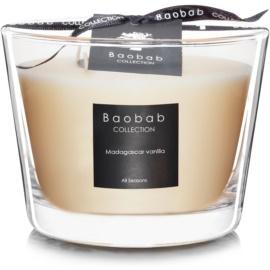 Baobab Madagascar Vanilla świeczka zapachowa  10 cm