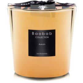 Baobab Les Exclusives Aurum świeczka zapachowa  6,5 cm