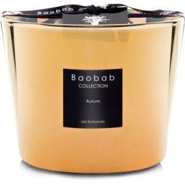 Baobab Les Exclusives Aurum świeczka zapachowa  10 cm