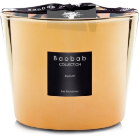 Baobab Les Exclusives Aurum lumanari parfumate  10 cm