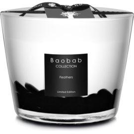 Baobab Feathers lumanari parfumate  10 cm