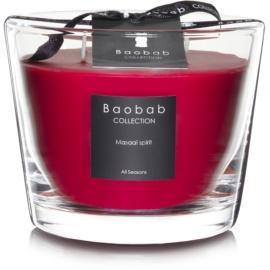 Baobab Masaai Spirit świeczka zapachowa  10 cm