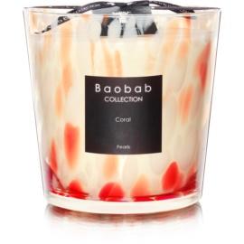 Baobab Coral Pearls świeczka zapachowa  6,5 cm