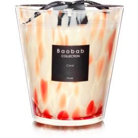 Baobab Coral Pearls świeczka zapachowa  16 cm