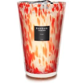 Baobab Coral Pearls świeczka zapachowa  35 cm